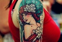 Tattoo Art / by Yv☼nne