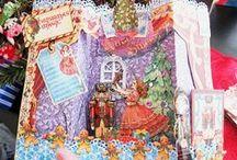 Christmas Cards and Tags / by Vicki Matthews