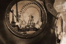 : Steampunk : / by Tina Melton