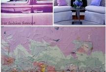 Lavender   Purple / by Christina Baker
