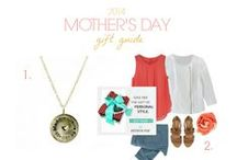 Mother's Day Gift Guide / Great gift ideas for all Moms!  / by Stephanie Clark