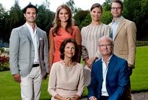 Swedish royal Family / by Jane Hawley