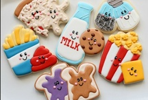 Bakery: Cookies / by Maria Puyo Negret