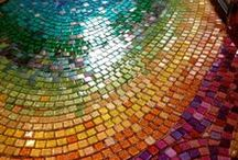 mosaics / by Kathy Kazdal Hinlicky