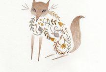 Art :: Illustration / by Daily Poetics // Kariann Blank