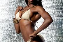 Pics from my Fitness Career / by IFBB Pro