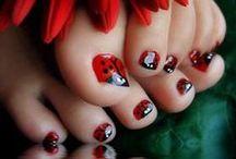 Beauty Tips- Nails and Nail Polish /  Nails and Nail Polish / by Rose Talley
