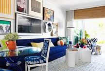 Living Room / by Deidre Remtema