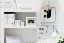 Home Office / by Deidre Remtema