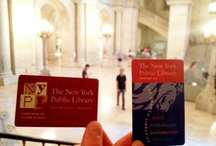 NYPL ♥ U / We like you, we really like you! / by New York Public Library