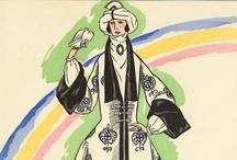 Fashionably NYPL / by New York Public Library