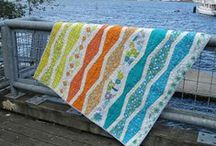 Contemporary Quilt Inspirations / by Quilt Trends Magazine