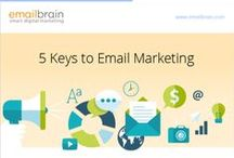 Email Marketing / by Emailbrain Smart Digital Marketing