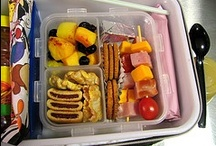 Food: Snack foods and lunches / by Racheal Smith