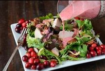 Recipes - Salads/Soups / by Quilt Trends Magazine