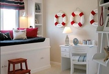 Home: Beyond the Sea / Ideas to decorate the guest house, should we ever have one. : )  / by Racheal Smith