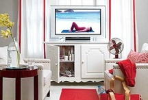 Home Fitness Spaces / by Deidre Remtema