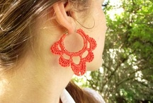 I want to crochet these jewels / by Maria G