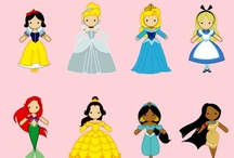 Disney Prep / by Joanna Millican