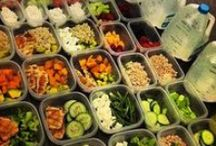 Healthy food ideas / by Lindsay Miller