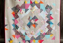 Quilt Ideas / by Andrea Drake