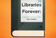 LIBRARIES 3.0 / by KJAER GLOBAL