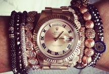 Bracelets / by Minerva Drinkard