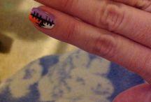 Nails. Nails. Nails! / Nail polish colors, nail art and nail care.  / by Patricia Rainey