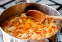 Soup / by Minerva Drinkard