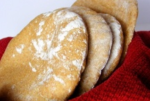 BREAD RECIPES / by Amanda Rutherford