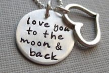 to the moon and back... / by Renee Casteel