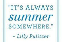 Summer lovin / by Renee Casteel