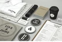 Branding: Signage + Packaging + Identity / Brand Identity, Logo, Exterior Signage and anything else that is super cool. {A little retail thrown in there too} For more inspiring things, visit lifestylefilesblog.com. / by Carrie Hampton | LifestylefilesBlog