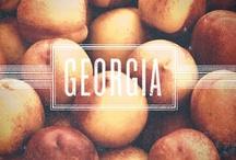 Sweet Georgia Peach - My Hometown / Love my city...Atlanta!  All things Georgia! / by Heather Hill