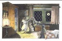 Children's Illustration / by Shirley Ng-Benitez Illustration