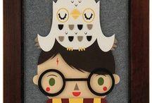 paper / by Shirley Ng-Benitez Illustration