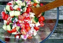 Salads / by Jackie Speed