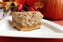 I just can't get enough pumpkin! / by Jenna - Little Kitchen Big Flavors