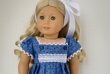 Celebrate American Girl / Welcome all for sharing AG fun. Dolls; outfits you make, collect, sell, or like; crafts; pretty photos; wishlist, scenes, or the stories... Pin Your Best  / by ✿ Renee Adams ✿