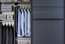 Your Man's Closet / Show us what you'd like to see on your man's side of the closet. / by transFORM