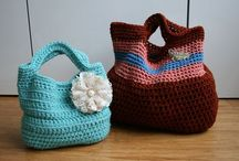 Crochet Stitches & More / Anything from yarn to thread~ / by Marie Bell