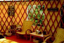 Yurt interiors / by Colorado Yurt Company