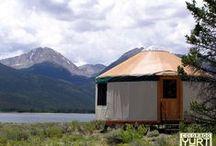 Yurts / by Colorado Yurt Company