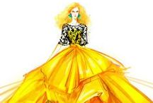 Art / Fashion Illustration / by Nevena Dim