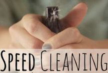 Cleaning....//:: / by Nicole O'Neal