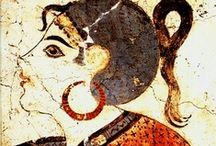 "GODDESS / What is Goddess Spirituality?"" I hope to share with you the foundation myth, art and core principles of the most exciting matriarchal spiritual movement in history. What is the mission? Weaving the threads of the Divine Feminine into Wholeness : To awaken Goddess consciousness and honor the divine feminine and the role of the priestess in contemporary society. / by Aradia Vive"