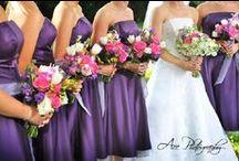 Passionate Purples / by Sabri Steiner