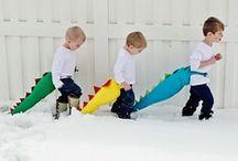 Fun Party Ideas for Boys / by Gwendolyn Kuc