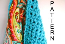 My Pattern Shop - Knitting and Crochet Patterns for the Beginner to Experienced / My handmade knitwear is lovingly created by me! The process of choosing great fabric and yarn colors is half the fun! Knitting it all up and seeing it come together is wonderful and the final moment of seeing this creation around someones neck, on a little body, noggin or in their stroller is the BEST!  / by Creative Designs by Sheila