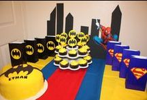 Birthday party ideas / by Sharon Wood